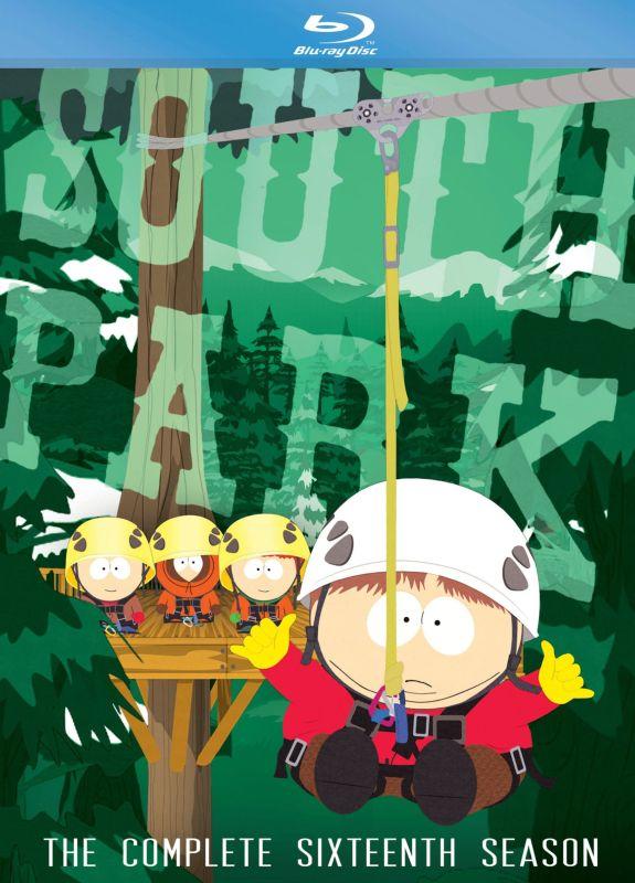 Image of South Park: Season 16 [2 Discs] [Blu-ray]