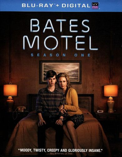 Bates Motel: Season One [Includes Digital Copy] [UltraViolet] [Blu-ray] [2 Discs] 1551572