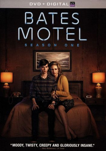 Bates Motel: Season One [Includes Digital Copy] [UltraViolet] [3 Discs] [DVD] 1551581
