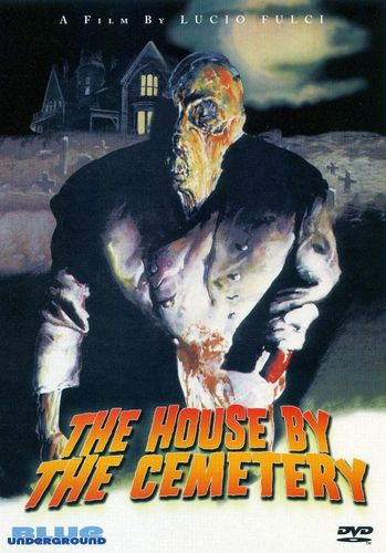 The House by the Cemetery [DVD] [1981] 15526058