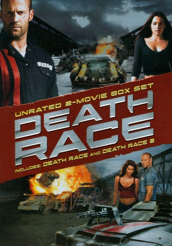 Death Race/Death Race 2 [2 Discs] [DVD] 1559477
