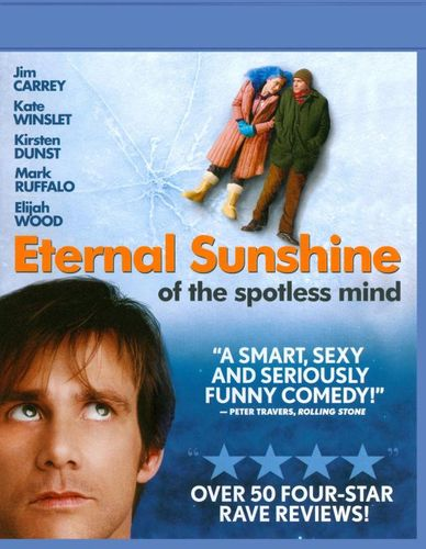 Eternal Sunshine of the Spotless Mind [Blu-ray] [2004] 1559501