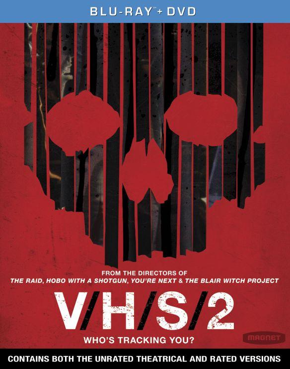 V/H/S/2 [2 Discs] [Blu-ray/DVD] [2013] 1560804
