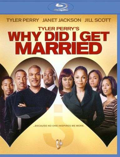 Tyler Perry's Why Did I Get Married [Blu-ray] [2007] 1561039