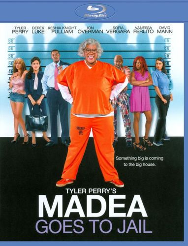 Tyler Perry's Madea Goes to Jail [Blu-ray] [2009] 1561048