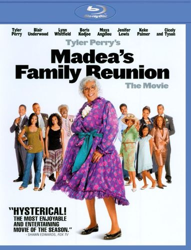 Madea's Family Reunion: The Movie [Blu-ray] [2006] 1561057