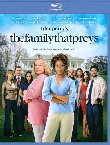 Tyler Perry's The Family That Preys [Blu-ray] [2008] 1561075