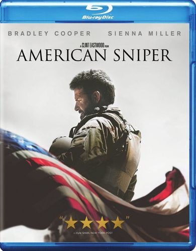 American Sniper [2 Discs] [Includes Digital Copy] [Ultraviolet] [Blu-ray/DVD] [2014] 1564017