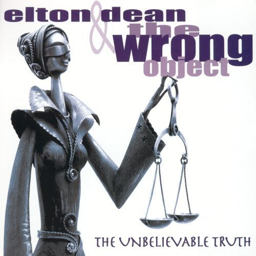 The Unbelievable Truth [CD] 15687703