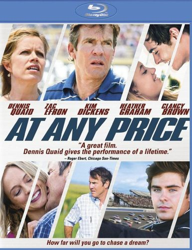 At Any Price [Includes Digital Copy] [UltraViolet] [Blu-ray] [2012] 1575123