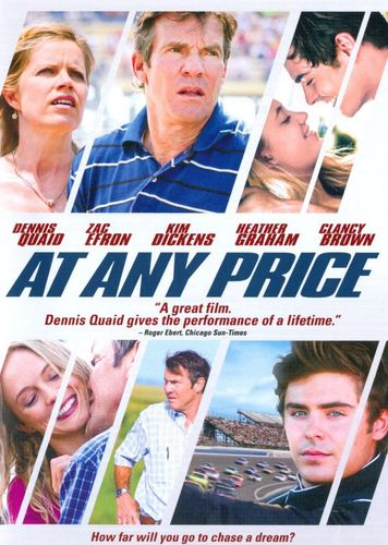 At Any Price [Includes Digital Copy] [UltraViolet] [DVD] [2012] 1575132