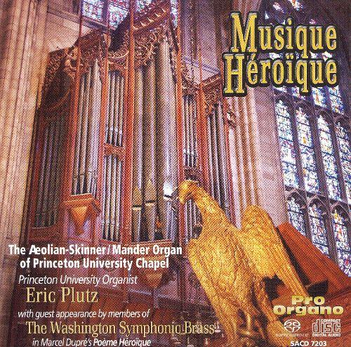 Musique Héroïque [Super Audio Hybrid CD] 15866608