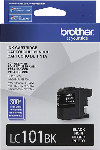 Brother - LC101BK Ink...