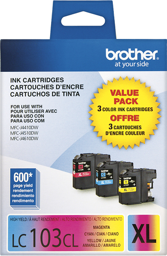 Brother - LC103CL XL...