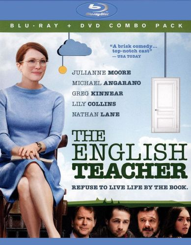 The English Teacher [2 Discs] [Blu-ray/DVD] [2013] 1588536