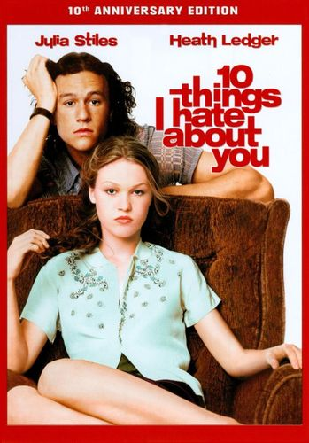10 Things I Hate About You [10th Anniversary Edition] [DVD] [1999] 1591127
