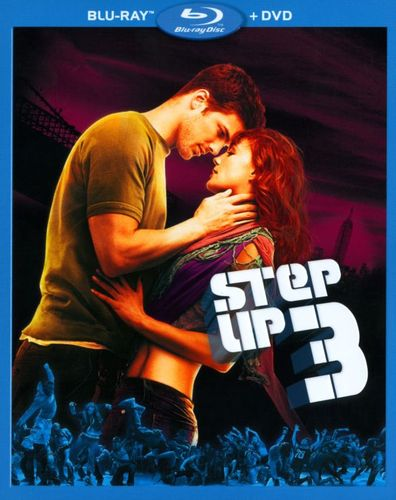 Step Up 3 [2 Discs] [Blu-ray/DVD] [2010] 1591145