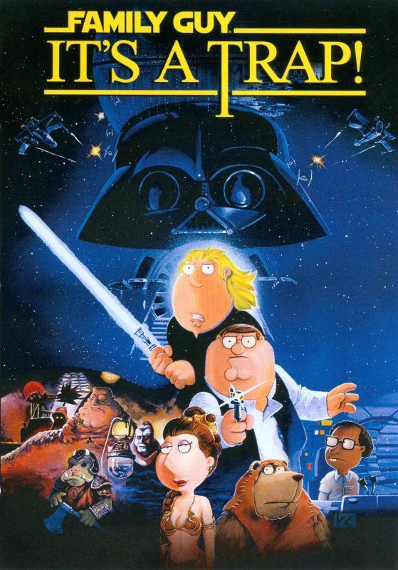 Family Guy: It's a Trap! [DVD] 1594188