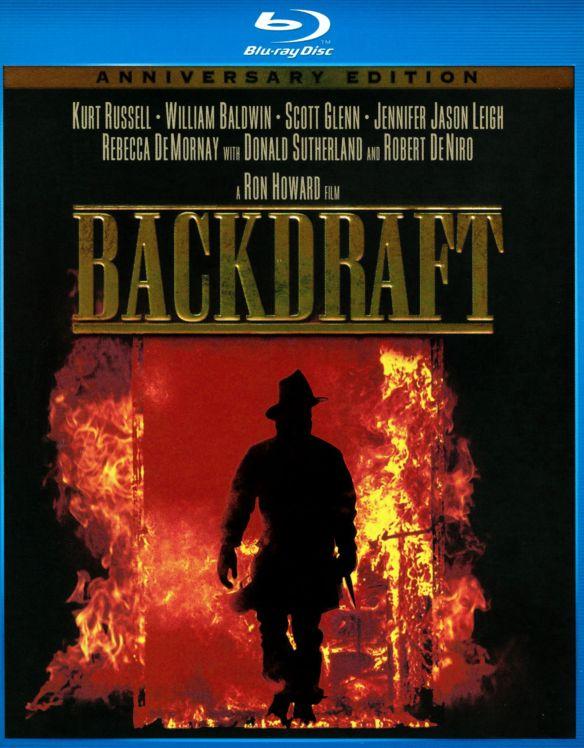Backdraft [Anniversary Edition] [Blu-ray] [1991] 1598254