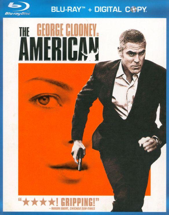 The American [Blu-ray] [2010] 1598315