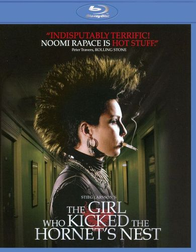 The Girl Who Kicked the Hornet's Nest [Blu-ray] [2009] 1598509