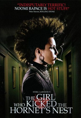 The Girl Who Kicked the Hornet's Nest [DVD] [2009] 1598554