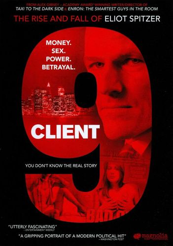 Client 9: The Rise and Fall of Eliot Spitzer [DVD] [2010] 1598615