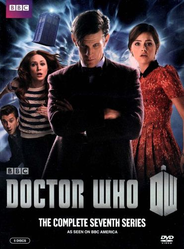 Doctor Who: The Complete Series Seven [5 Discs] [DVD] 1600232