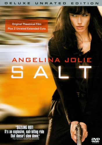 Salt [Unrated] [Deluxe Edition] [DVD] [2010] 1606148