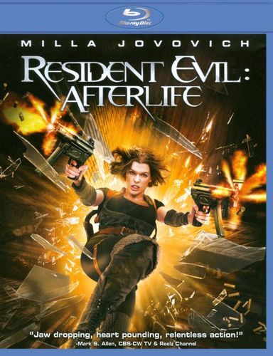 Resident Evil: Afterlife [Blu-ray] [2010] 1606209