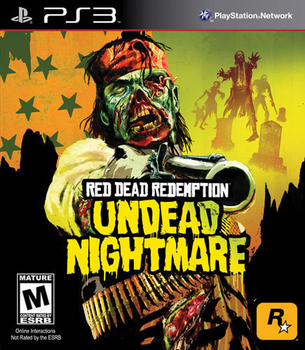 Red Dead Redemption: Undead Nightmare - PlayStation 3
