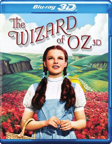 Wizard of Oz: 75th Anniversary [3D] [Blu-ray] [Blu-ray/Blu-ray 3D] [1939]