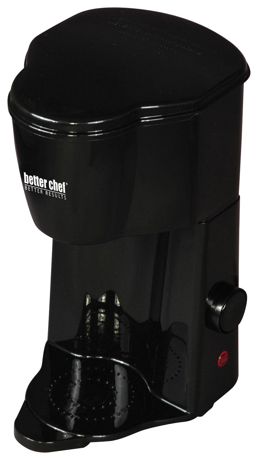 Better Chef - Personal Coffeemaker - Black 1613554