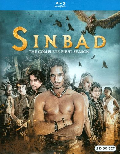 Sinbad: The Complete First Season [3 Discs] [Blu-ray] 1613906