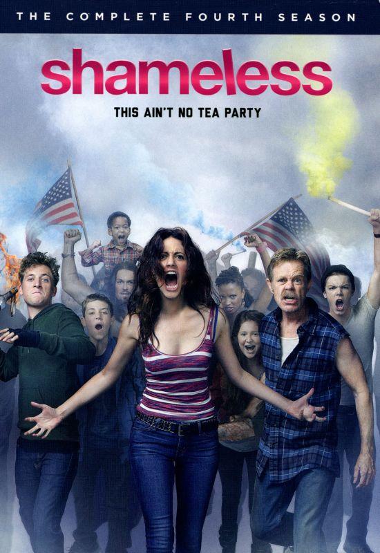 Shameless: The Complete Fourth Season [3 Discs] [DVD] 1614011