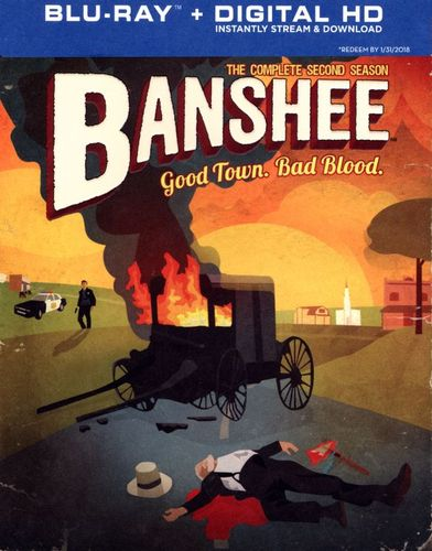 Banshee: The Complete Second Season [4 Discs] [Blu-ray] 1614039