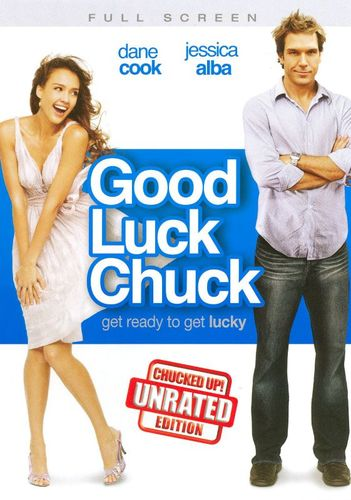 Good Luck Chuck [P & S] [Unrated] [DVD] [2007] 16158907