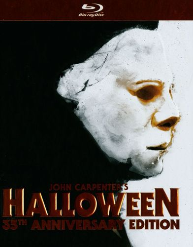 Halloween [35th Anniversary] [Blu-ray] [1978] 1617648