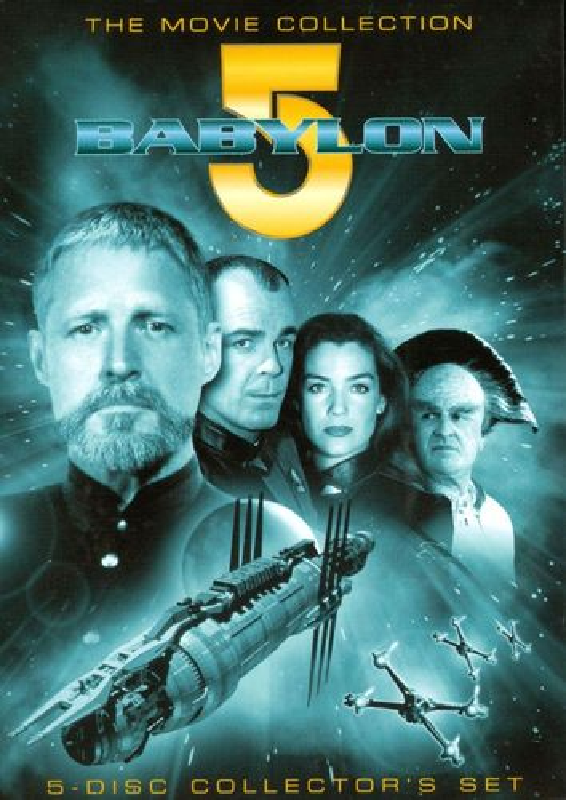 Babylon 5: The Movie Collection [5 Discs] [DVD] 1617975