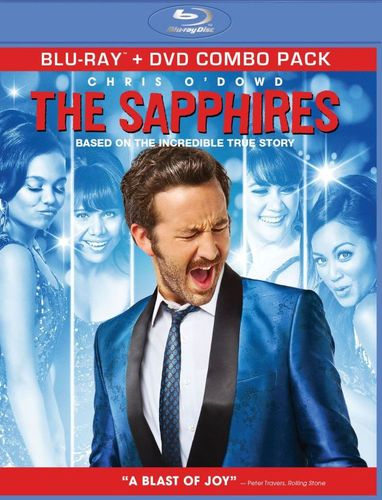 The Sapphires [Blu-ray] [2012] 1618222
