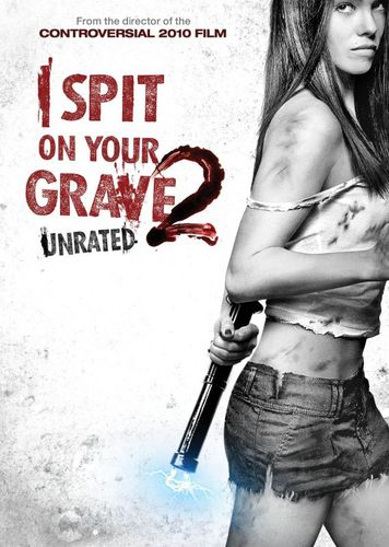 I Spit on Your Grave 2 [Unrated] [DVD] [2013] 1618329