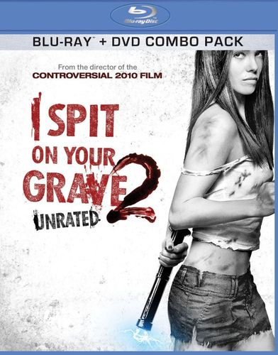 I Spit on Your Grave 2 [Unrated] [2 Discs] [Blu-ray/DVD] [2013] 1618347