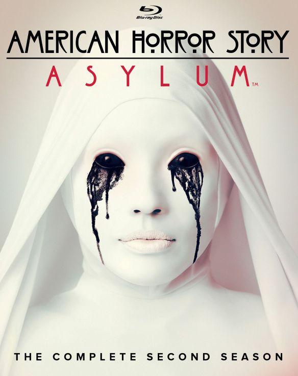 American Horror Story: Asylum [3 Discs] [Blu-ray] 1618489
