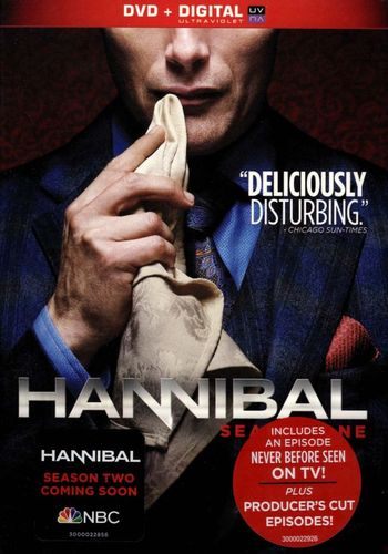 Hannibal: Season 1 [DVD] 1618504
