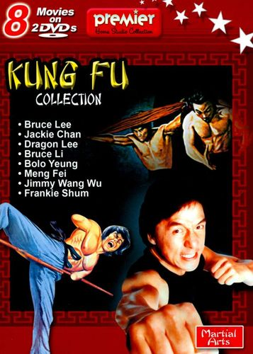 Kung Fu Collection [2 Discs] [DVD] 16207481