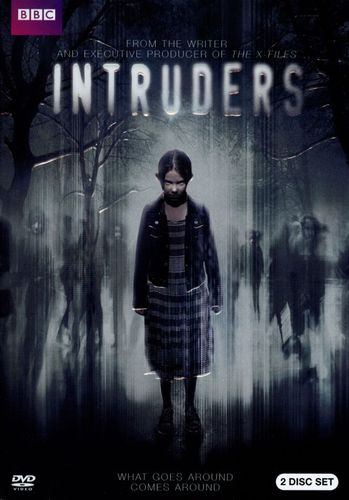 Intruders: Season One [3 Discs] [DVD] 1623036