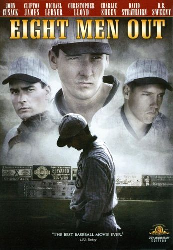 Eight Men Out [20th Anniversary Edition] [DVD] [1988] 16232211