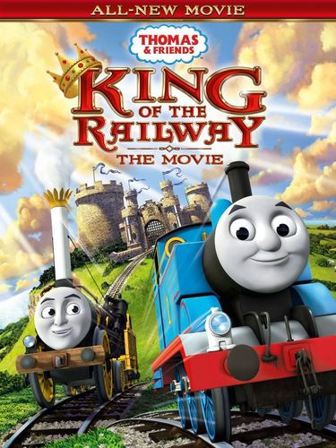 Thomas & Friends: King of the Railway - The Movie [DVD] 1624417