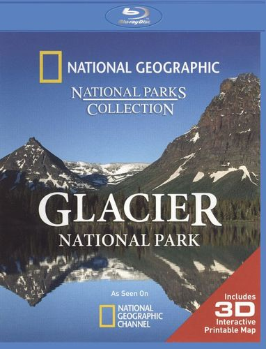National Geographic: Glacier National Park [Blu-ray] [2010] 1625116