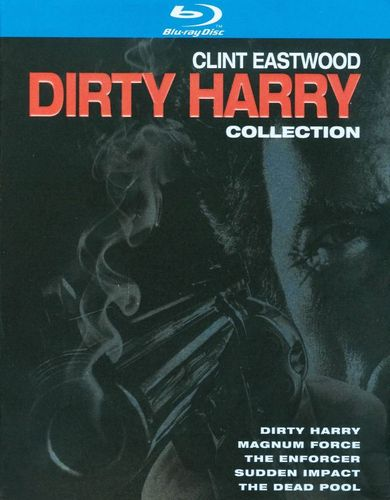 The Dirty Harry Collection [Collector's Edition] [5 Discs] [Blu-ray] 1626036